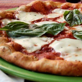 Pizza Margherita Italian Food Forever