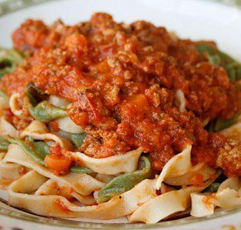 Bolognese Sauce 2 – Italian Food Forever