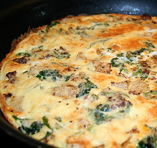 spinachfrittata