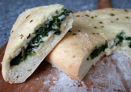 Stuffed Focaccia Italian Food Forever