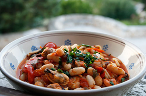 Cavatelli With Mussels And White Beans – Italian Food Forever