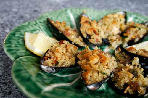An easy seafood appetizer that would be great for entertaining.