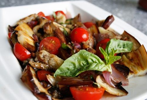 recipe: grilled eggplant side dish [19]