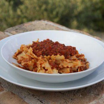 how to make good pasta sauce with ragu
