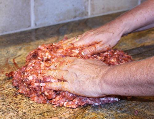 how to make homemade italian pork sausage