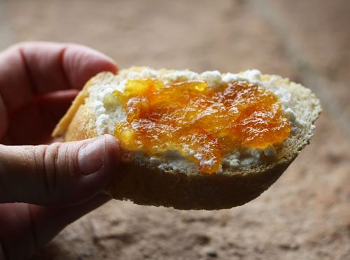 Orange Marmalade With Campari | Italian