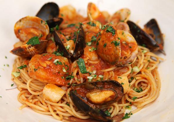 Pasta Pescatore | Italian Food Forever