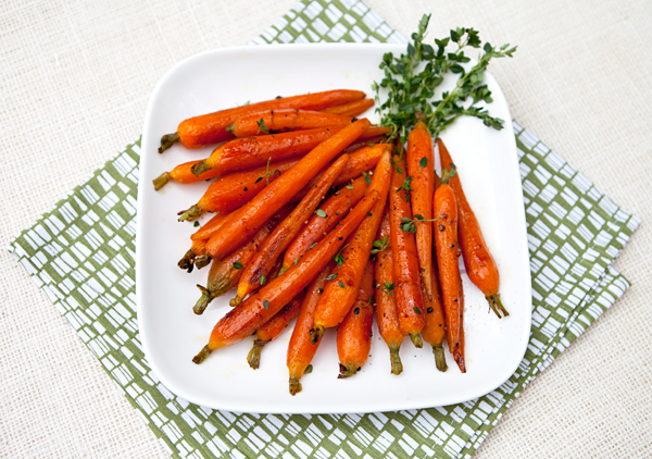 Roasted Baby Carrots With Orange & Honey – Italian Food Forever