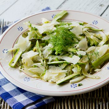 Fennel And Asparagus Salad With Citrus Vinaigrette – Italian Food ...