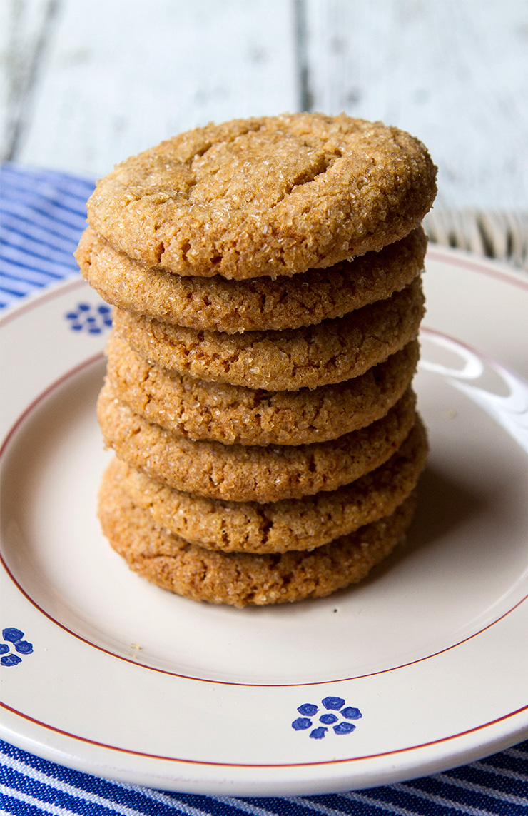 Double Ginger Cookies – Italian Food Forever
