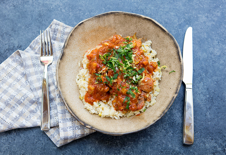 Pressure cooked osso buco italian food forever i was recently sent a seven quart pressure cooker from lagostina to try out and i have been having a blast using it a pressure cooker is one kitchen tool forumfinder Choice Image