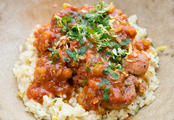 Veal italian food forever pressure cooked osso buco forumfinder Gallery