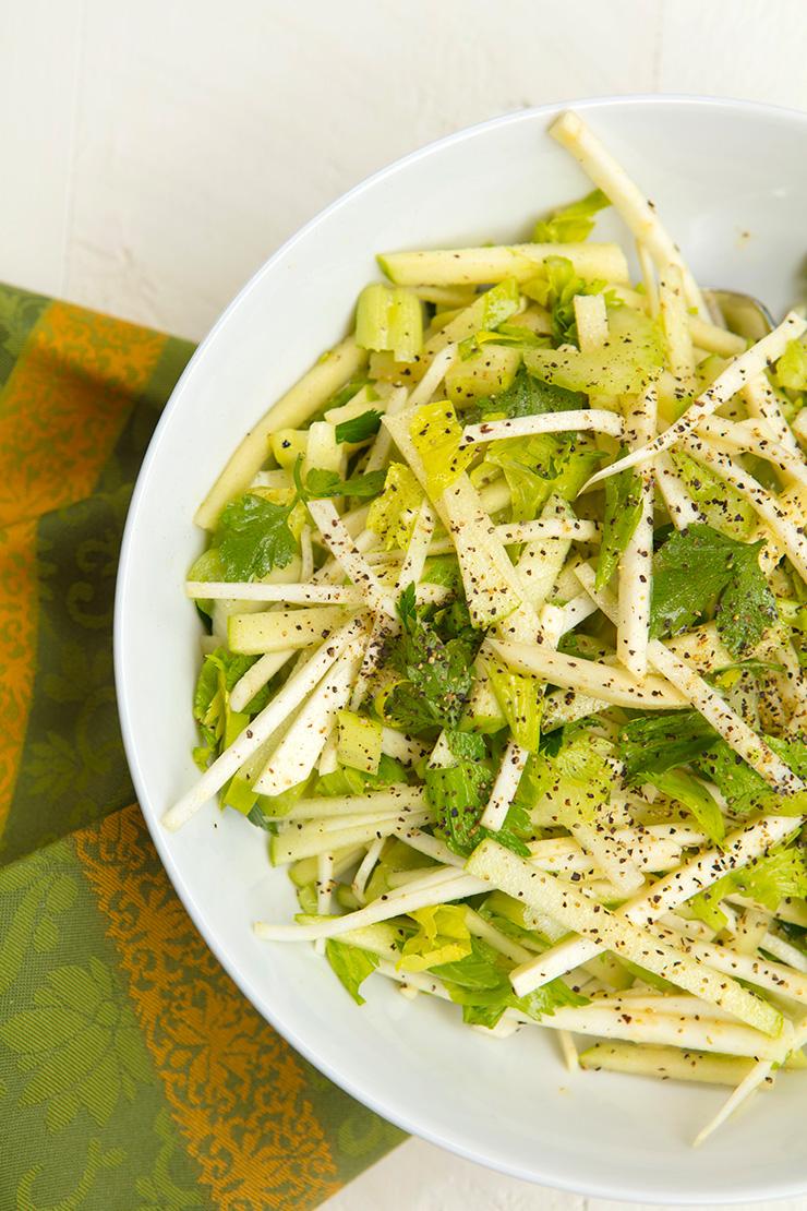 Сельдерей салат рецепты с простые