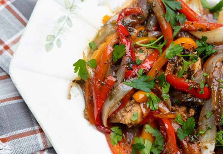 To Create A Complete Meal I Would Serve This Dish With Some Roasted Potato Wedges Or Mashed Potatoes Yu Certainly Could Use Chicken Thighs In This Recipe