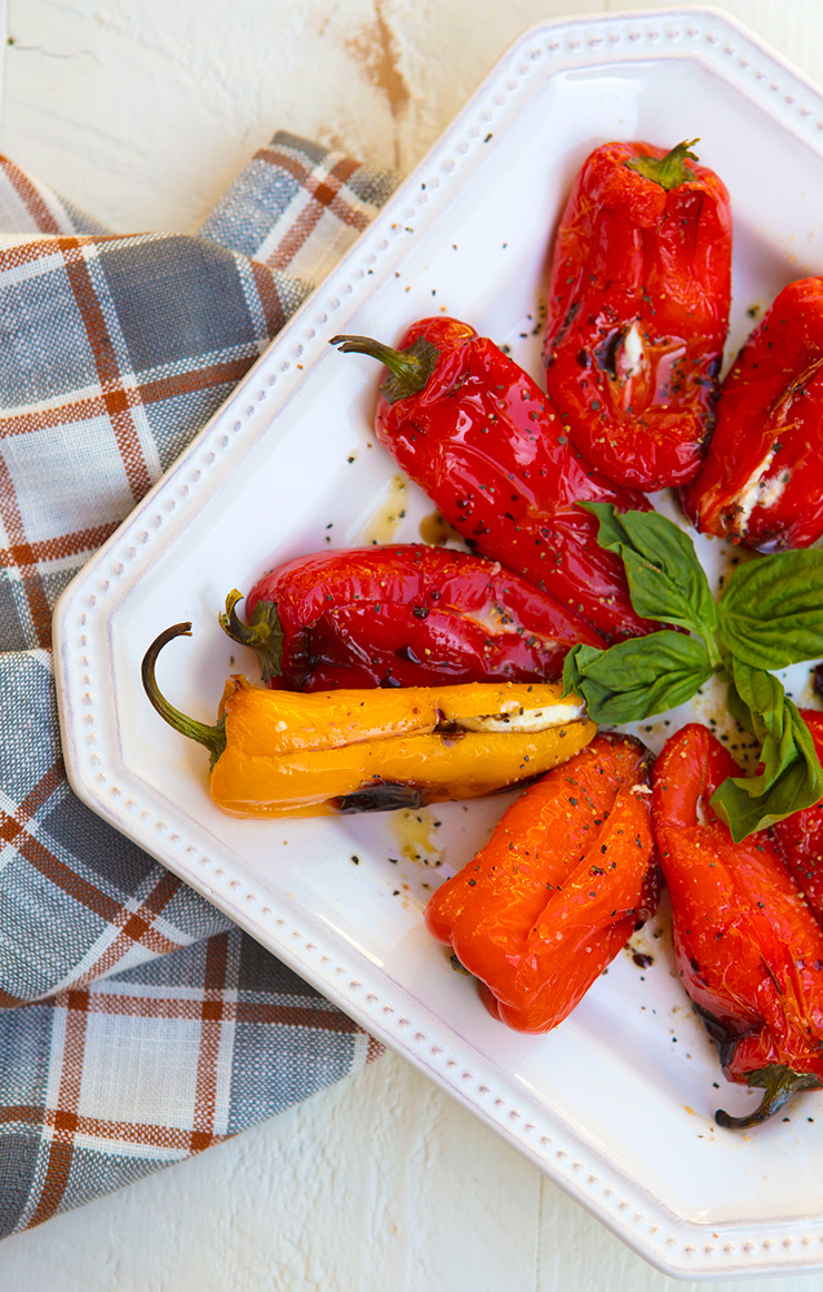 Italian Food Forever Roasted Sweet Peppers | Auto Design Tech