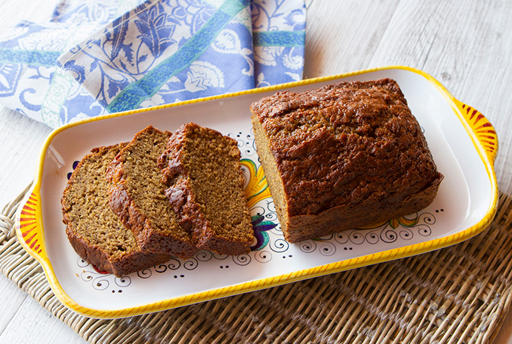 Banana Coffee Loaves