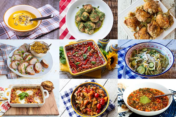 50 Healthy Italian Recipes Italian Food Forever