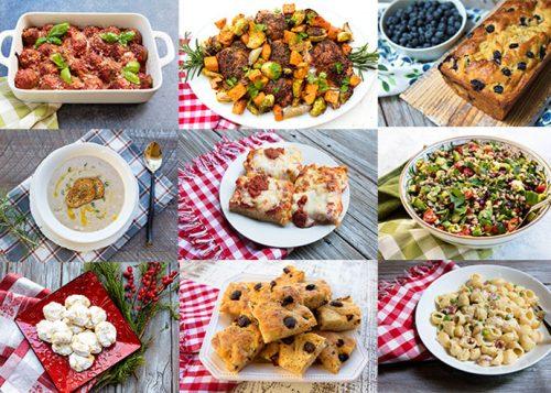 top ten iff recipes of 2018