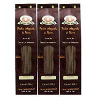Farro Spaghetti by Rustichella d?Abruzzo (Case of 3 - 17.6 Ounce Packages)