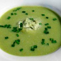 Creamy Fava Bean Soup