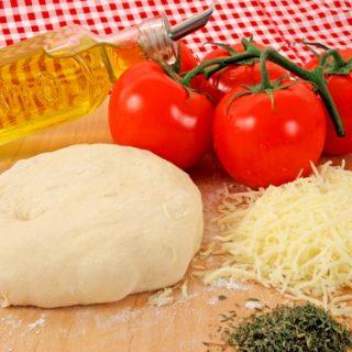Favorite Slow Rise Pizza Dough