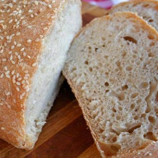 Basic Italian Bread