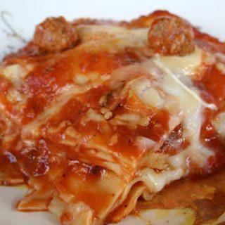Nonna's Lasagna