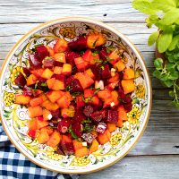 Mixed Beet Salad