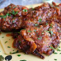 Calabrian Style Pork Ribs