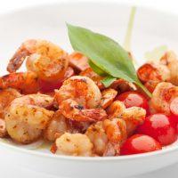 Garlic Orange Shrimp