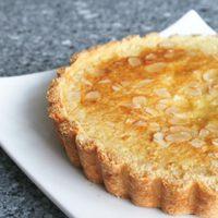 Italian Lemon Almond Tart