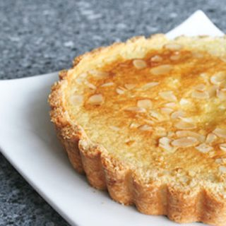 Italian Lemon Almond Tart