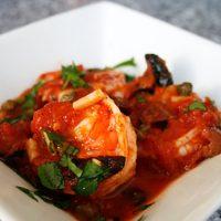 Shrimp Capri