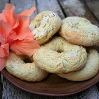 Anise Seed Cookie Rings