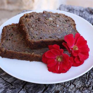 Chocolate Zucchini Spice Bread