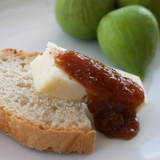Spiced Fig Jam