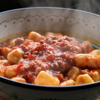 Sausage Tomato Sauce