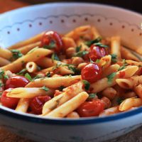 Penne Pasta With Nduja Sauce