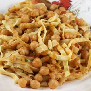 Pugliese Pasta With Chickpeas