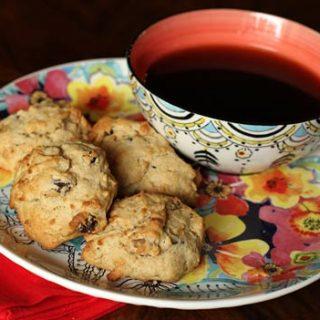 Roasted Applesauce Cookies