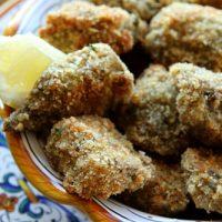 Twice Cooked Artichokes