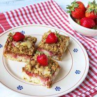 Strawberry Crumb Top Breakfast