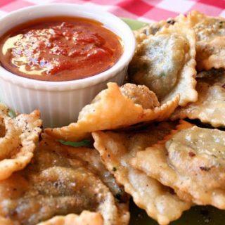 Fried Ravioili