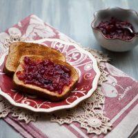 Pink Grapefruit & Cranberry Marmalade