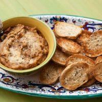 Warm Roasted Fennel & Parmesan Cheese Spread