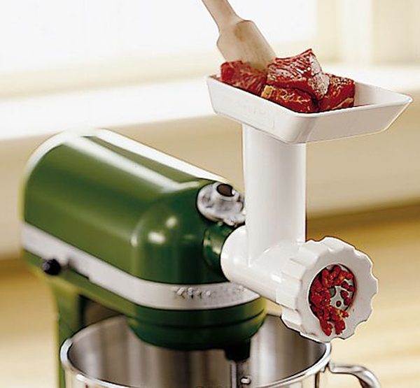 kitchenaid meat grinder product review kitchenaid fga food grinder attachment 28637
