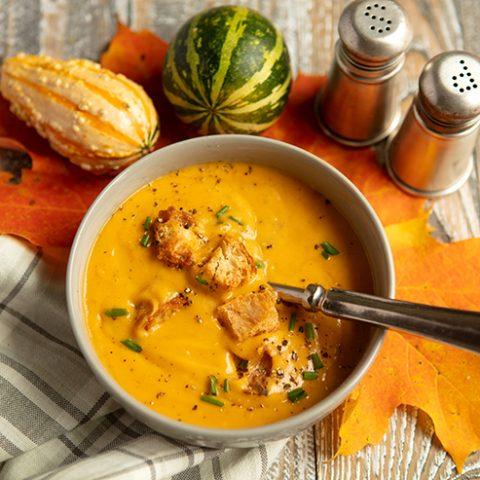 Creamy Sweet Potato Soup