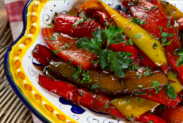 This easy side dish is delicious served along with roasted meats or sausages.