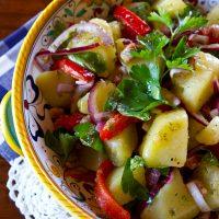 Italian Style Potato Salad