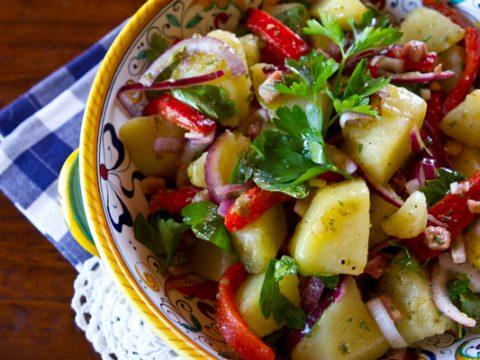 Potato Salad Recipe Using Italian Dressing